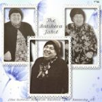 "How to Sew the Batsheva Jabot, a Tribute to Rebbetzin Batsheva Esther Kanievsky, zt""l"