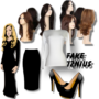 Wigs, sheitels, pencil skirts, shells, high heeled shoes, stilletoes, tznius, fake
