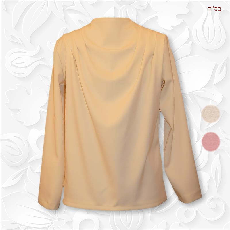 Tznius Top Blouse